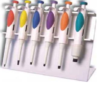 Micro Pipet 1 kênh Phạm vi: 0,1 – 2,5; 0,5 – 10; 2 – 20 ul
