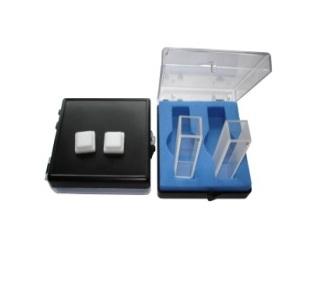 Cuvet đựng mẫu dùng cho Máy Quang phổ UV-VIS Loại: 10x10mm
