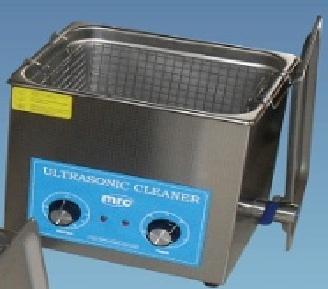 Bể rửa siêu âm điều khiển Analog AC-200H V = 9 lít